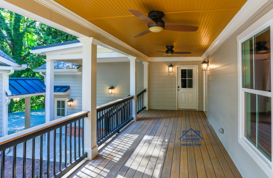 Decks/Porches